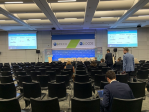 OECD Global Blockchain Policy Forum 2019