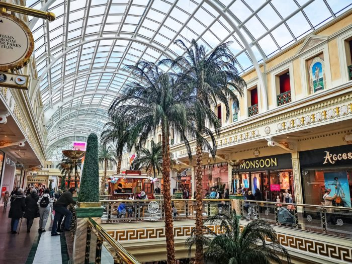 Real Estate News: Extreme market conditions force owners of UK shopping malls into emergency cash call