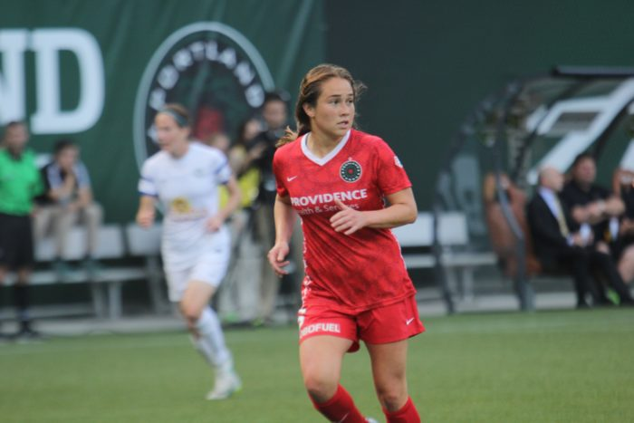 NWSL confirms 'landmark' rights deals with CBS and Twitch