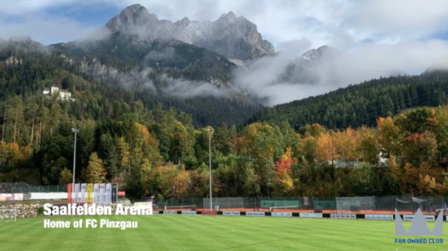 Austria's FC Pinzgau Offers Fans The Chance To Own A Piece Of A European Soccer Club