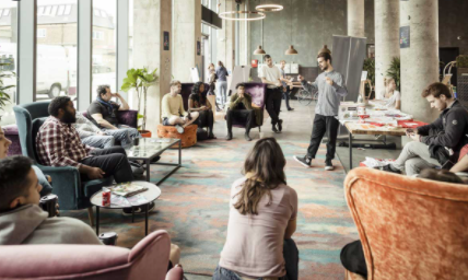 Coliving Or Coworking? That Is The Question…