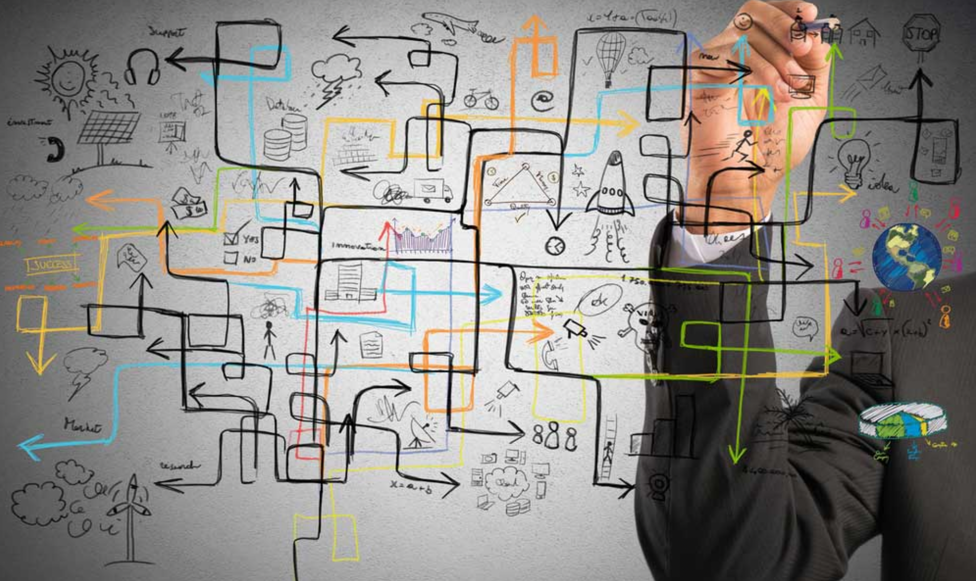 Complexity Is The Enemy Of Execution For Most Entreprenuers. How To Keep Things Simple