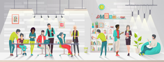 15 Coworking Space Statistics in 2021